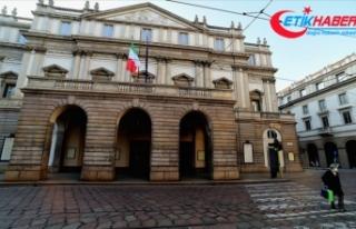 İtalya'da Kovid-19 nedeniyle hayatını kaybedenlerin...