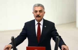 MHP'li Büyükataman: Türk milleti ile güreşe...
