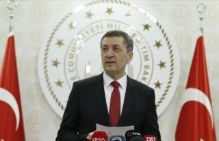 Milli Eğitim Bakanı Ziya Selçuk: Okulların açılması...