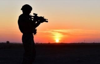 MSB: PKK/YPG'li 2 terörist teslim oldu