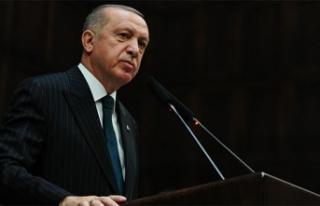 Cumhurbaşkanı Erdoğan: Mecburiyeti olmayan hiçbir...