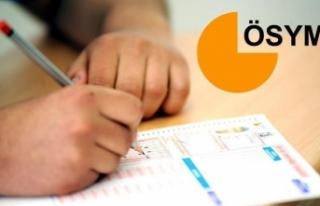 KPSS lisans alan bilgisi oturumları sınava giriş...
