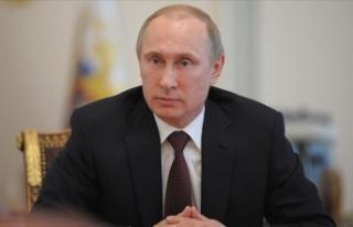 "Rusya Devlet Başkanı Putin'den ""Kovid-19'la..."