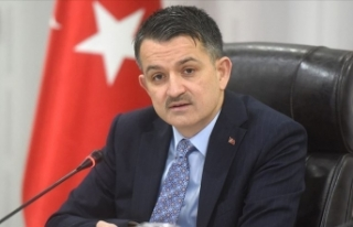 Tarım ve Orman Bakanı Pakdemirli: 2 bin 153 kadroya...
