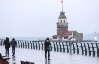 Türkiye soğuk ve yağışlı havanın etkisine girecek