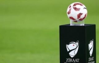 Ziraat Türkiye Kupası Yarı Final rövanş programı...