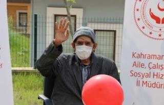 101 yaşında korona virüsü yendi