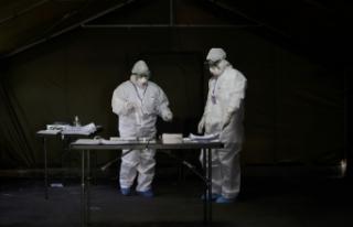Avrupa kıtasında korona virüsten ölenlerin sayısı...