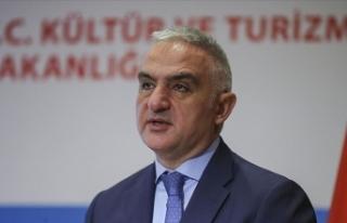 Kültür ve Turizm Bakanı Ersoy'dan 1 Mayıs...