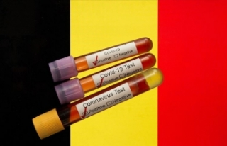 Belçika'da yeni Kovid-19 vakalarındaki düşüş...