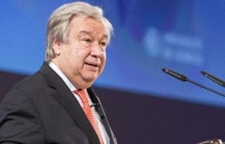 BM Genel Sekreteri Guterres'ten Trump'a uyarı