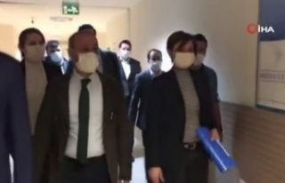 CHP İstanbul İl Başkanı Canan Kaftancıoğlu ifade...