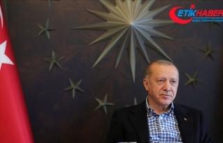 Cumhurbaşkanı Erdoğan, A Milli Futbol Takımı...