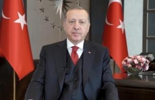 """Cumhurbaşkanı Erdoğan: """"Diyanet İşleri Başkanımıza..."""