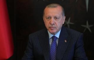 Cumhurbaşkanı Erdoğan: Salgın dillerimiz dinlerimiz...