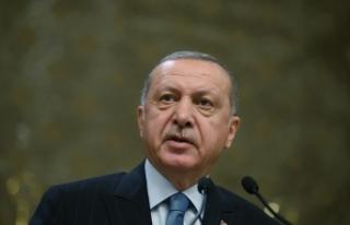 Cumhurbaşkanı Erdoğan: Türkiye'nin gücünü,...