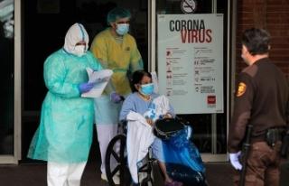 Dünyada Kovid-19 salgınında iyileşenlerin sayısı...