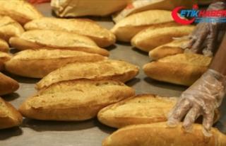 Fırıncılardan 'ekmekte sıkıntı yok'...