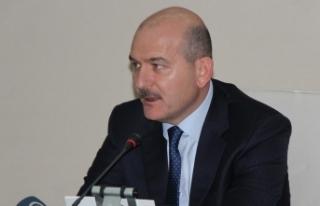 """""""İçişleri Bakanı Soylu'nun istifası kabul..."""