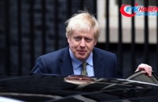 İngiltere Başbakanı Johnson 22 gün sonra görevine...