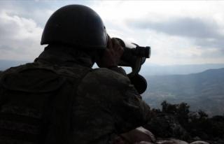MİT'in operasyonunda PKK/KCK'nın sözde...
