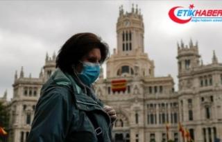 İspanya'da Kovid-19'dan ölenlerin sayısı...