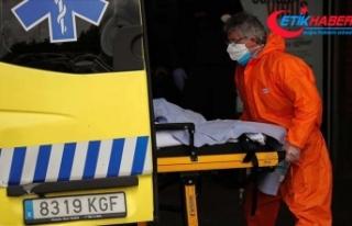İspanya'da Kovid-19 nedeniyle ölenlerin sayısı...