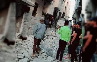 İsrail'in Suriye'ye hava saldırısında 3 sivil...