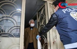 İstanbul'da 65 ve üzeri yaştaki vatandaşlara...