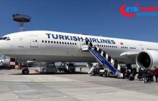 Kırgızistan'daki Türk vatandaşları tahliye...