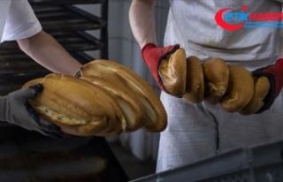 Koronavirüsten korunmak için 'ekmeği 90 derecelik...