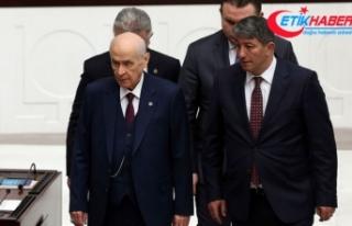 MHP Genel Başkanı Bahçeli TBMM'deki 23 Nisan...