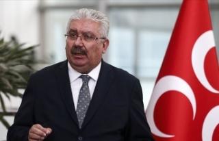 MHP'li Yalçın: CHP ve yancıları yoldaş ve...