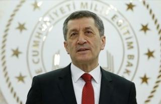 Milli Eğitim Bakanı Selçuk: Okulların açılacağı...