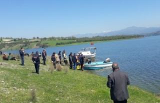 Osmaniye'de baraj gölünde kaybolan gencin cesedi...