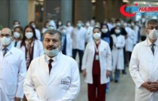 Sağlık Bakanı Koca: Başakşehir Şehir Hastanemizin...