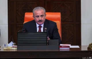TBMM Başkanı Mustafa Şentop: Gazi Meclisimiz Milli...