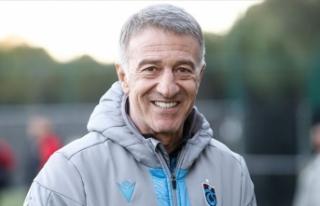 Trabzonspor Kulübü Başkanı Ağaoğlu'ndan...