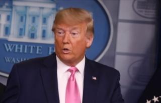 Trump'tan Kovid-19 tedavisi için 'ışın...