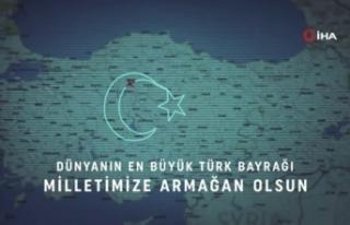 Türk Hava Yolları 23 Nisan uçuşunun hikayesini...