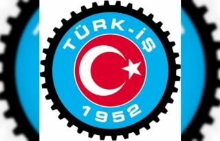 TÜRK-İŞ Nisan ayı açlık ve yoksulluk sınırını...