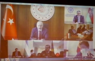 Türk Konseyi ülkeleri, kesintisiz ulaştırma için...