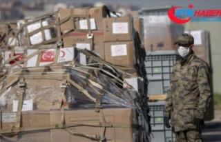 Türkiye Somali'ye tıbbi yardım gönderdi