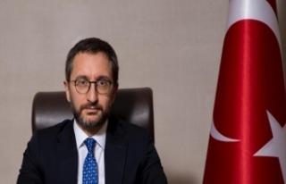 """""""Türkiye korona virüs krizini örnek bir şekilde..."""
