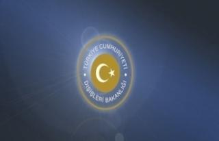 Türkiye'den uluslararası topluma Hafter çağrısı