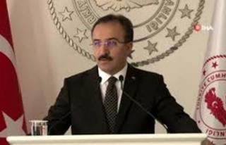 """""""2019-2020 yıllarında belediyelere 389 genel teftiş..."""
