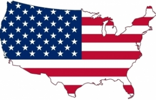ABD'de Kovid-19 nedeniyle ölenlerin sayısı...