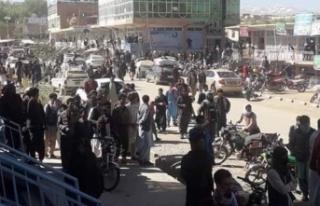 Afganistan'da Covid-19 için haksız gıda yardımı...