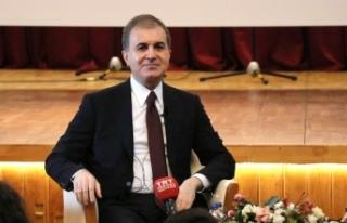 """AK Parti Sözcüsü Çelik'ten CHP'ye """"Libya""""..."""