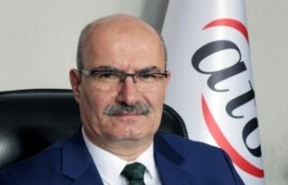 ATO Başkanı Baran, Merkez Bankası'nın faiz indirimini...